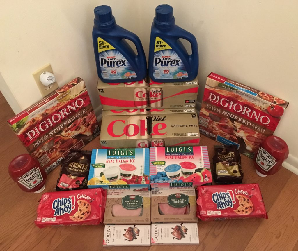 My 11/1 Publix Trip - $98.97 for $40.87 or 59% Off