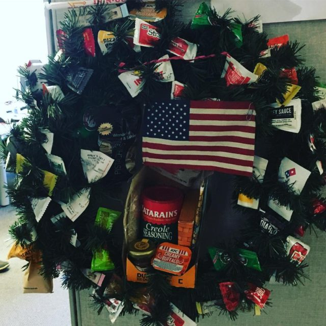The wreath decorating at work is killing me!! This ishellip