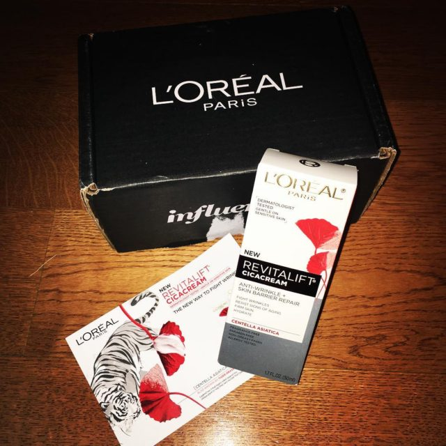 Love getting these awesome boxes from influenster and I canthellip