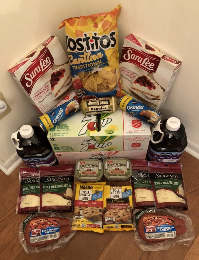 My 12/20 Publix Trip - $91.41 for $35.98 or 61% Off