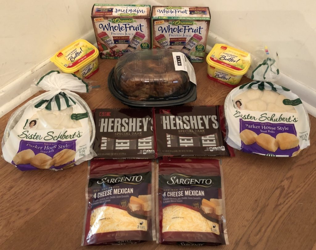 My 3/21 Publix Trip - $47.24 for $24.22 or 49% Off