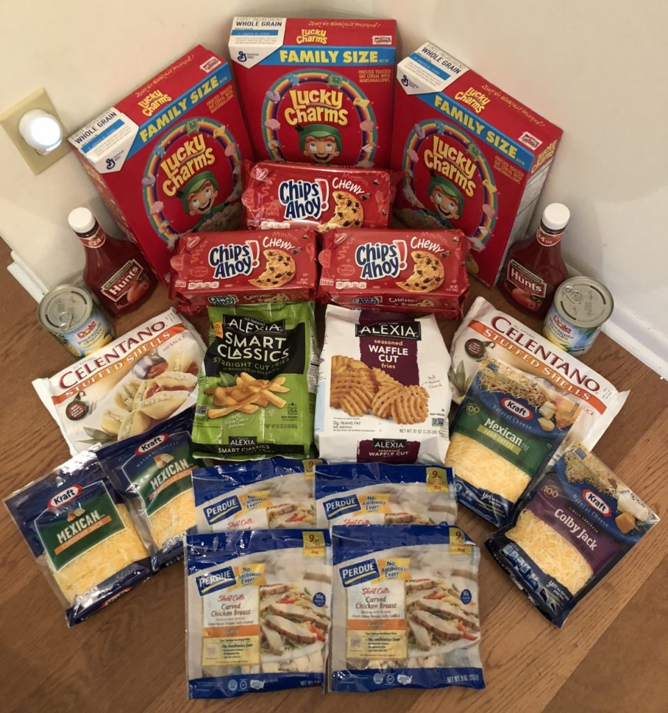 My 3/14 Publix Trip - $96.49 for $34.27 or 65% Off