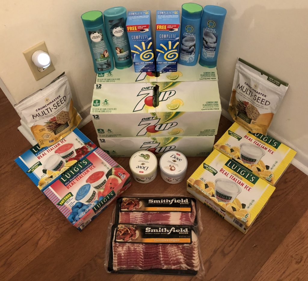 My 4/18 Publix Trip - $111.30 for $38.67 or 65% Off