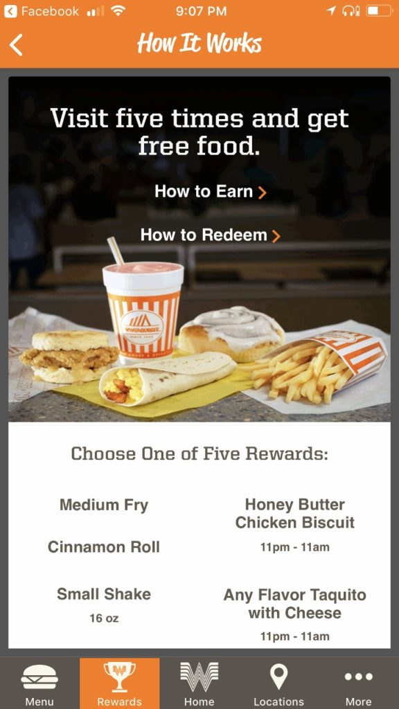 How to Save with the Whataburger Rewards App