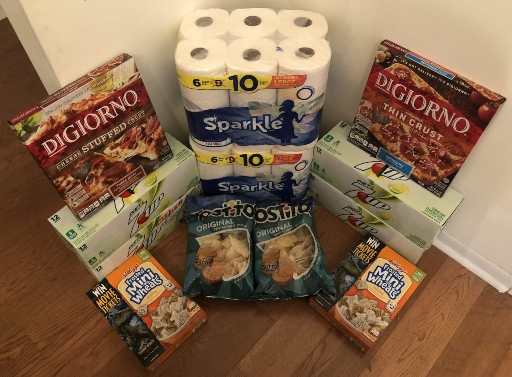 My 5/16 Publix Trip - $69.39 for $38.38 or 45% Off