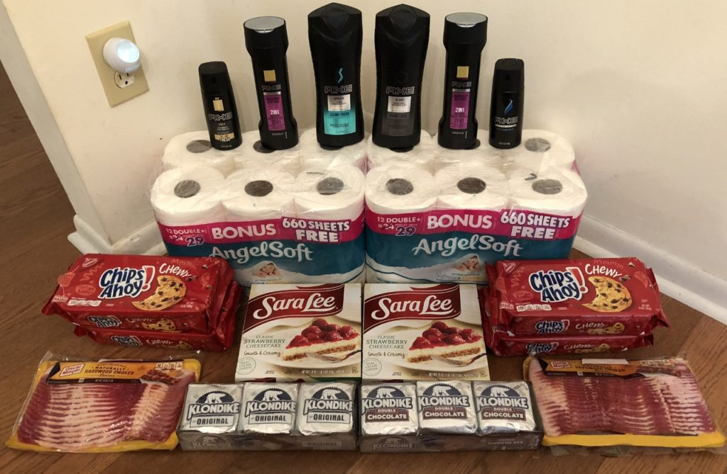 My 5/9 Publix Trip - $99.42 for $34.30 or 66% Off