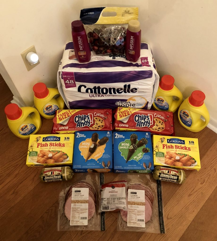 My 7/4 Publix Trip - $131.25 for $37.69 or 71% Off