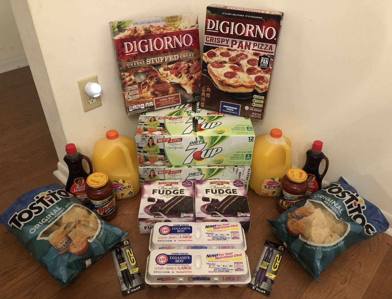 My 8/3 Publix Trip – $86.44 for $33.63 or 61% Off