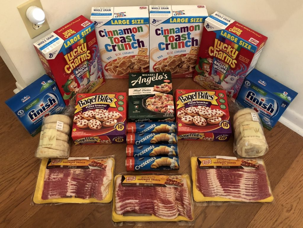 My 8/15 Publix Trip - $87.56 for $35.04 or 60% Off