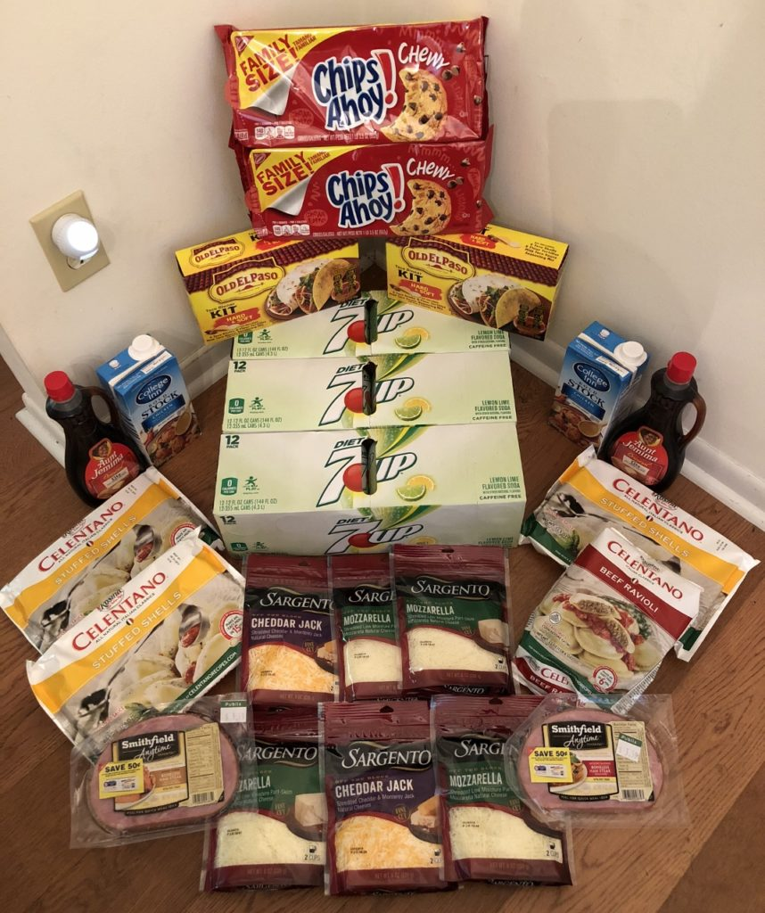 My 9/26 Publix Trip - $97.07 for $39.61 or 59% Off