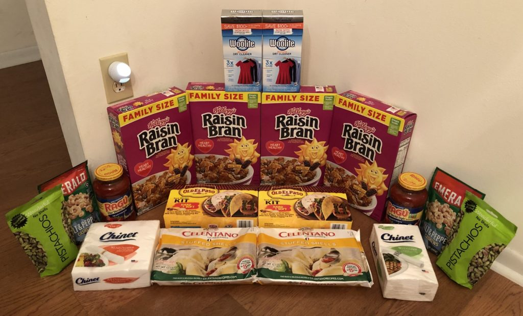 My 11/7 Publix Trip - $80.53 for $28.11 or 65% Off