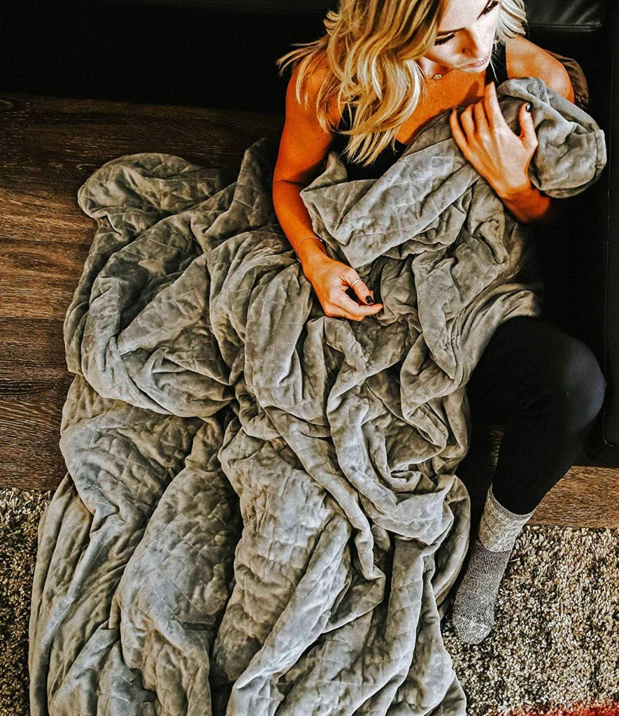 How Can Weighted Blankets Help Your Sleep?