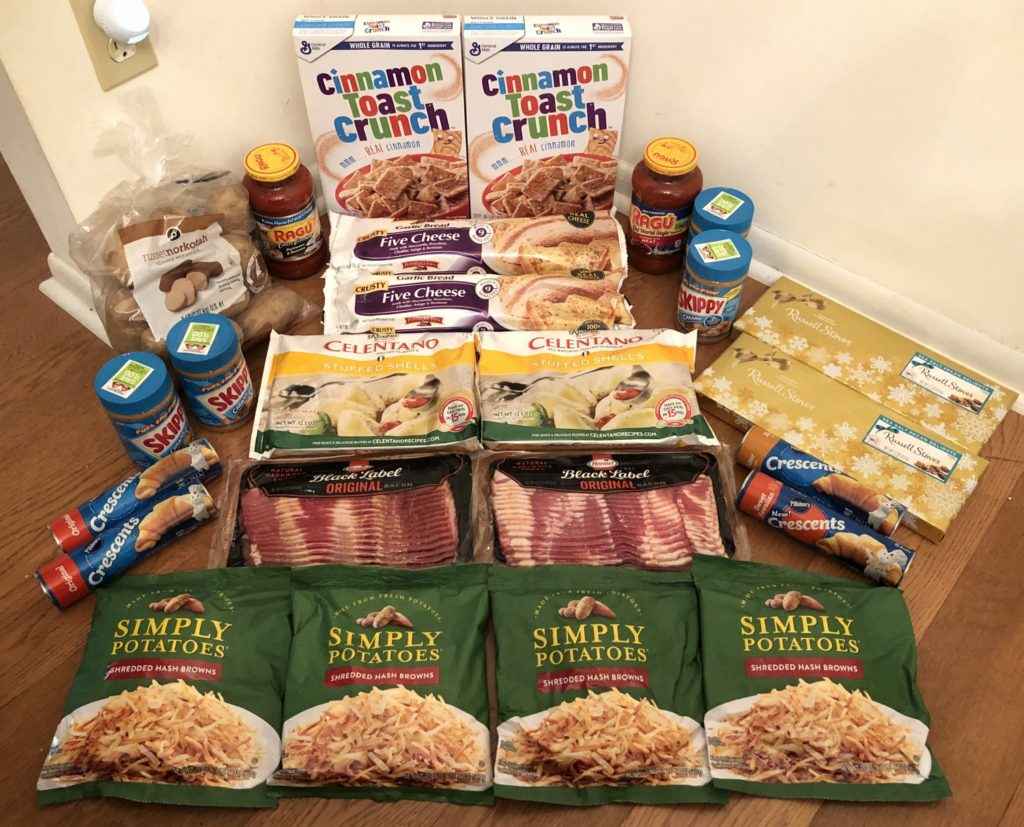 My 12/5 Publix Trip - $102.78 for $36.54 or 64% Off