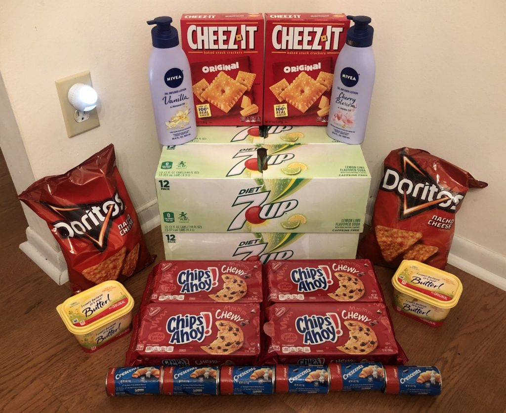 My 1/9 Publix Trip - $88.07 for $37.80 or 57% Off