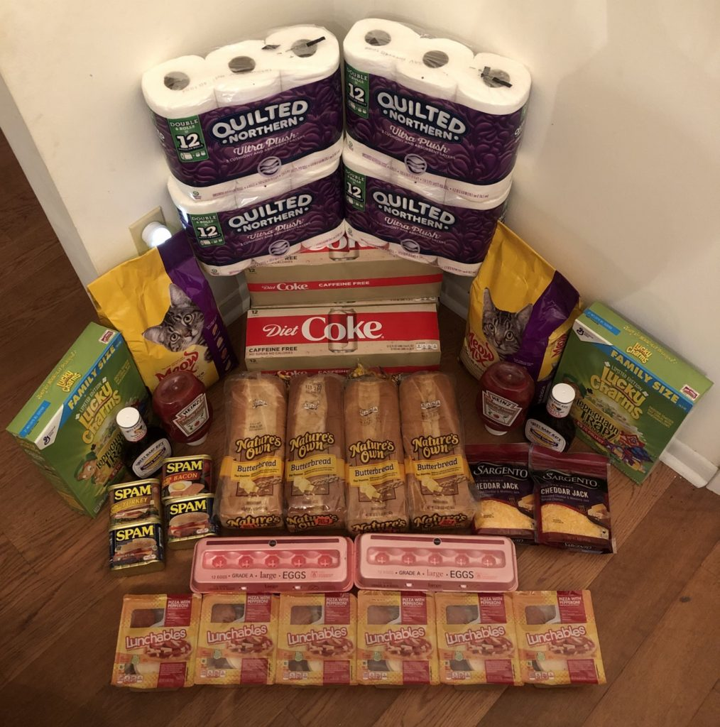 My 2/20 Publix Trip - $136.02 for $56.01 or 59% Off