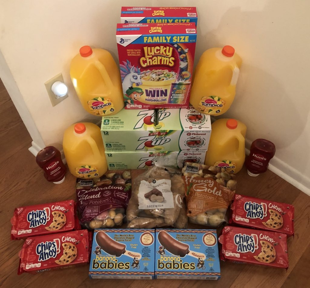 My 5/29 Publix Trip – $85.73 for $39.63 or 54% Off