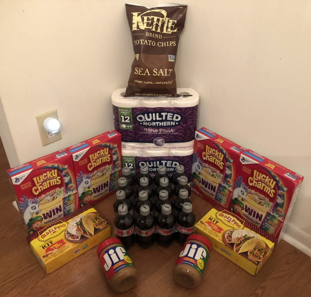 My 6/5 Publix Trip – $58.19 for $19.56 or 67% Off