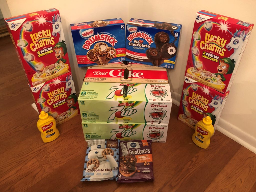 My 7/3 Publix Trip – $84.22 for $34.08 or 60% Off