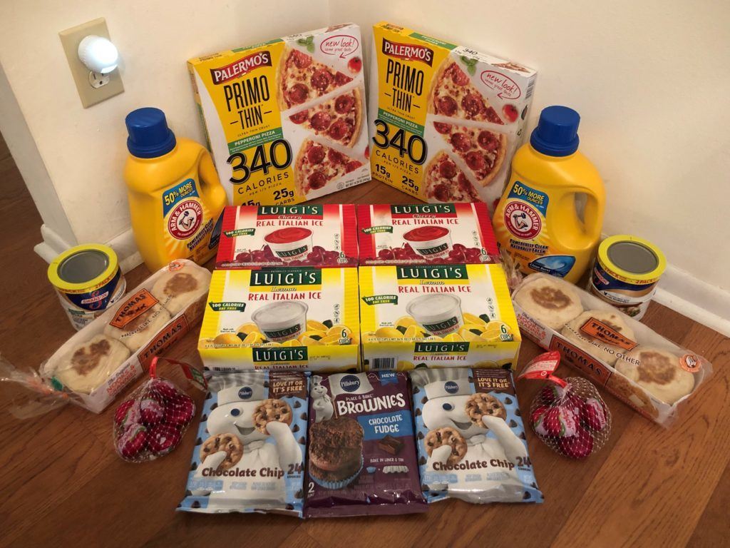 My 8/7 Publix Trip – $86.27 for $29.50 or 66% Off