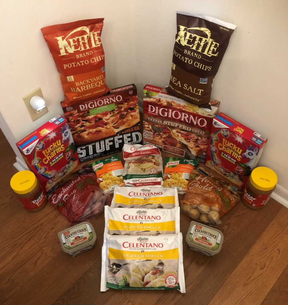 My 11/6 Publix Trip – $80.24 for $29.13 or 64% Off