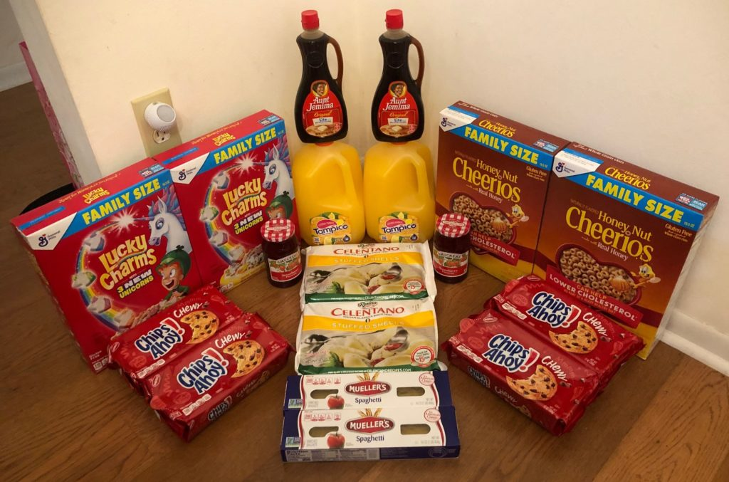 My 1/8 Publix Trip – $63.55 for $28.35 or 55% Off