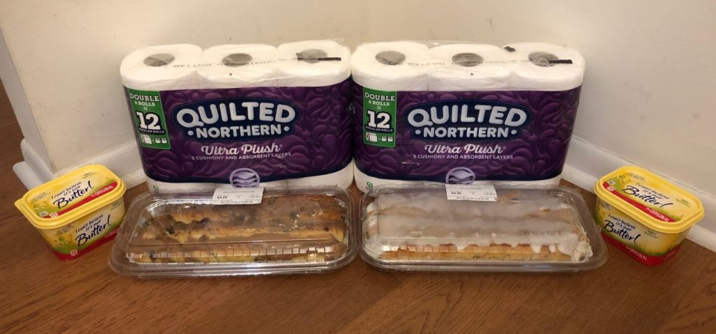 My 1/15 Publix Trip – $27.35 for $10.38 or 62% Off
