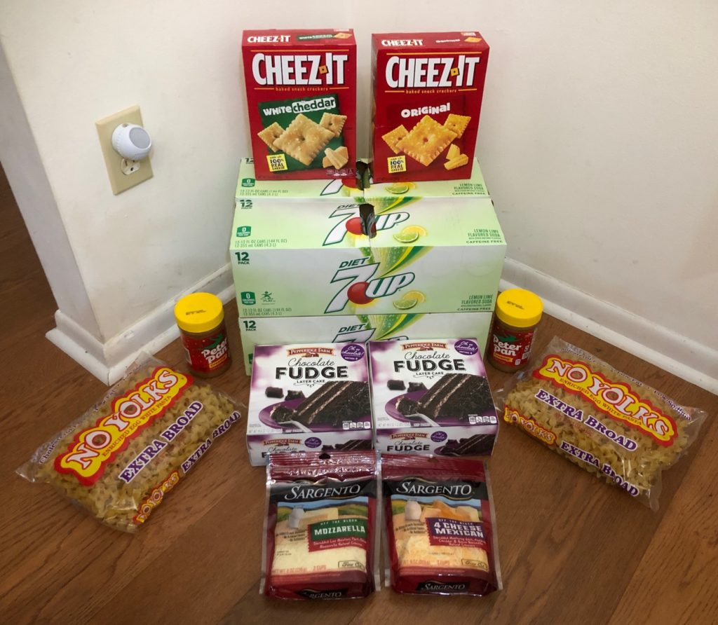 My 2/19 Publix Trip – $60.03 for $29.95 or 50% Off