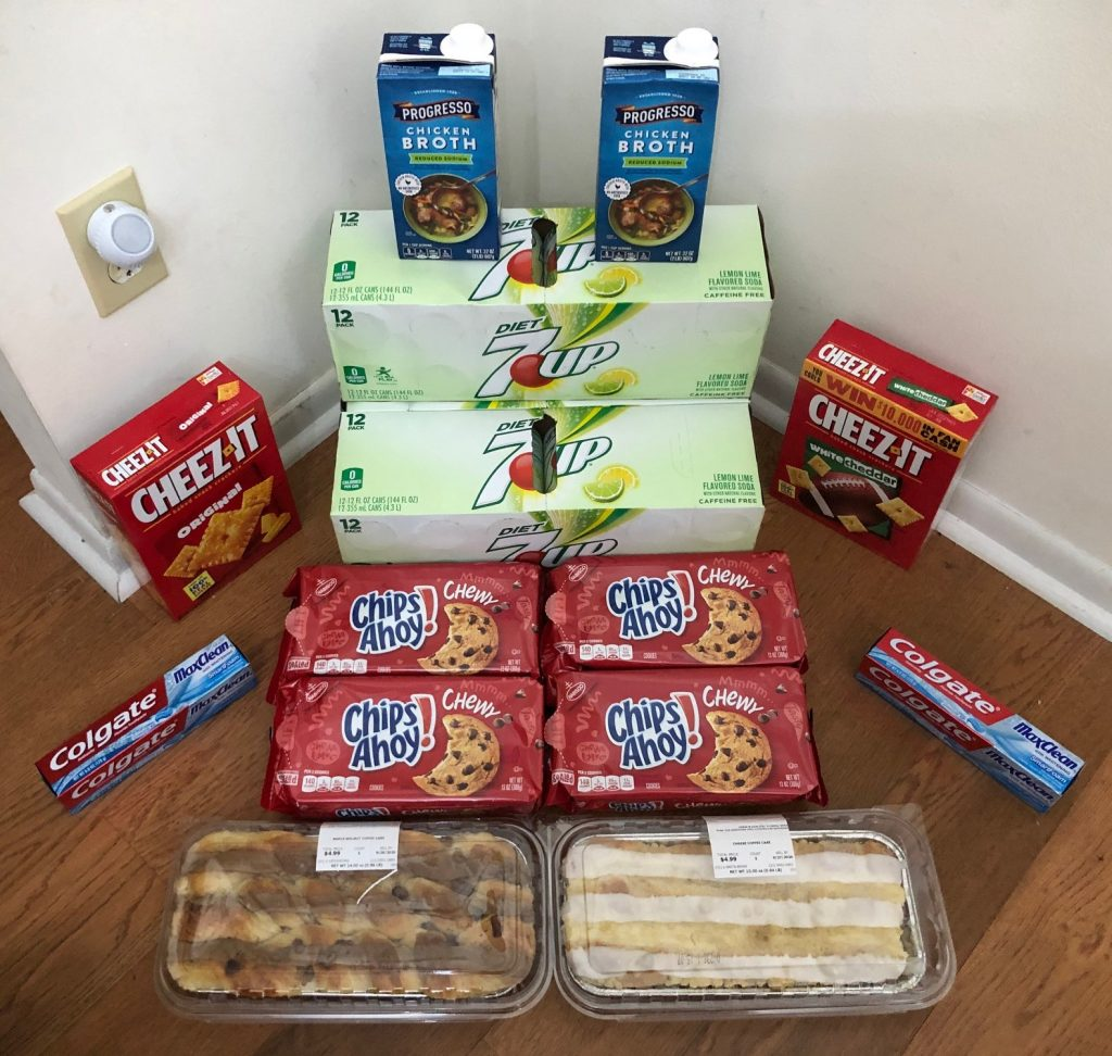 My 9/23 Publix Trip – $62.40 for $25.18 or 60% Off