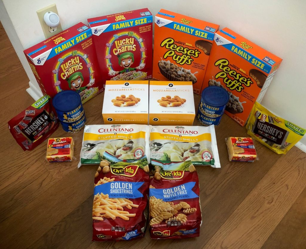 My 10/7 Publix Trip – $93.21 for $51.42 or 45% Off