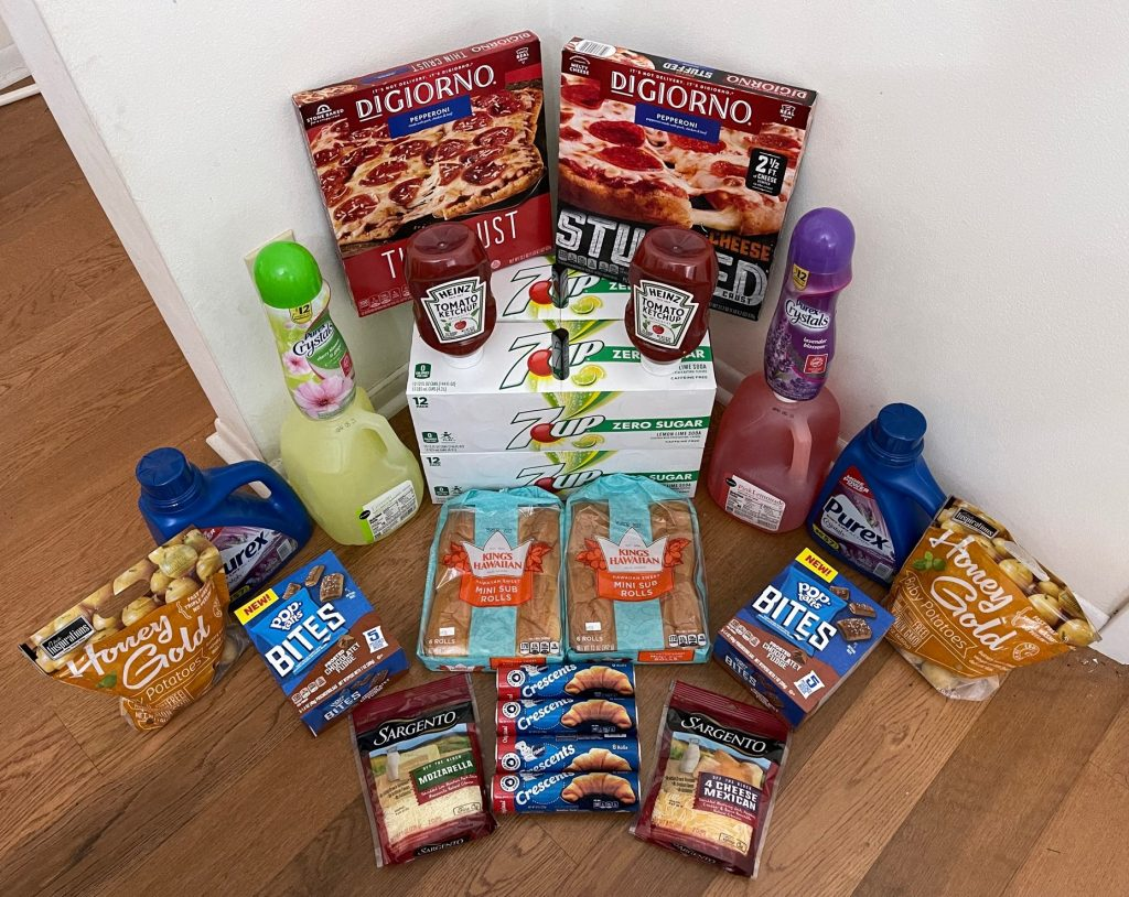 My 2/3 Publix Trip – $113.06 for $44.14 or 61% Off