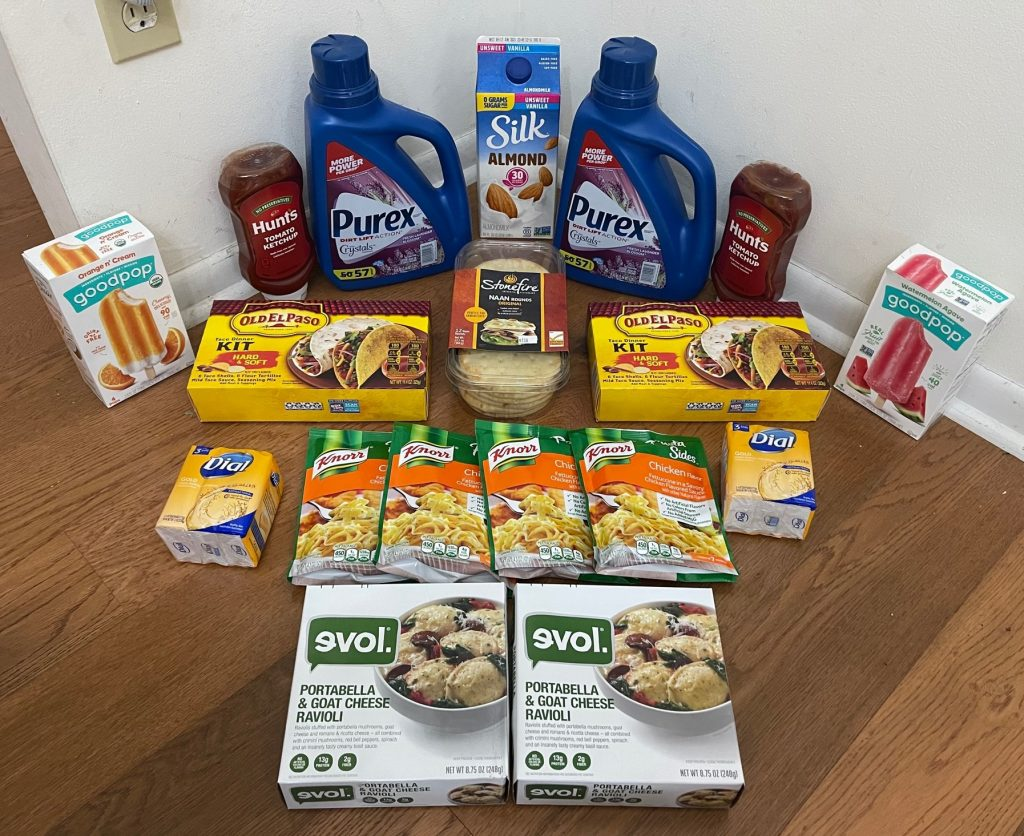 My 4/7 Publix Trip – $58.90 for $27.45 or 53% Off