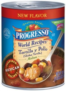 Progresso Soup Prize Package Giveaway