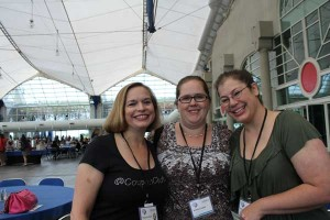 Me with Kristin from Couponing to Disney and Alli from Couponing For 4