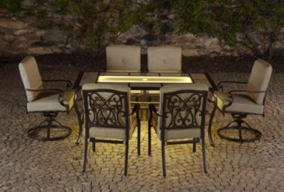 Lighted Patio Set from Sears