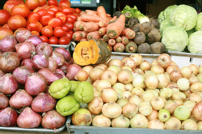 6 Tips for Shopping at the Farmer's Market
