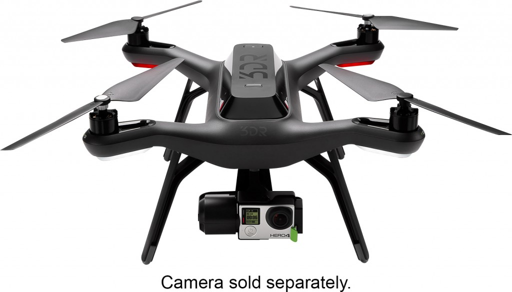 Take Your Tech to a New Level With a Drone