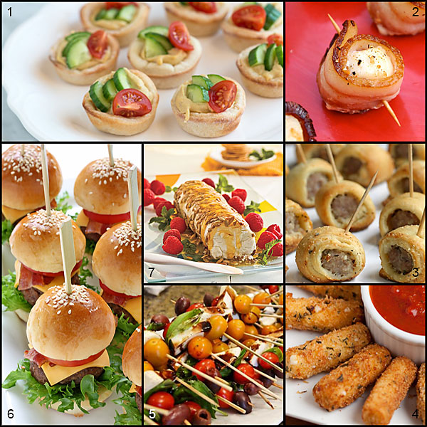 Tasty Tuesday: Easy Appetizers