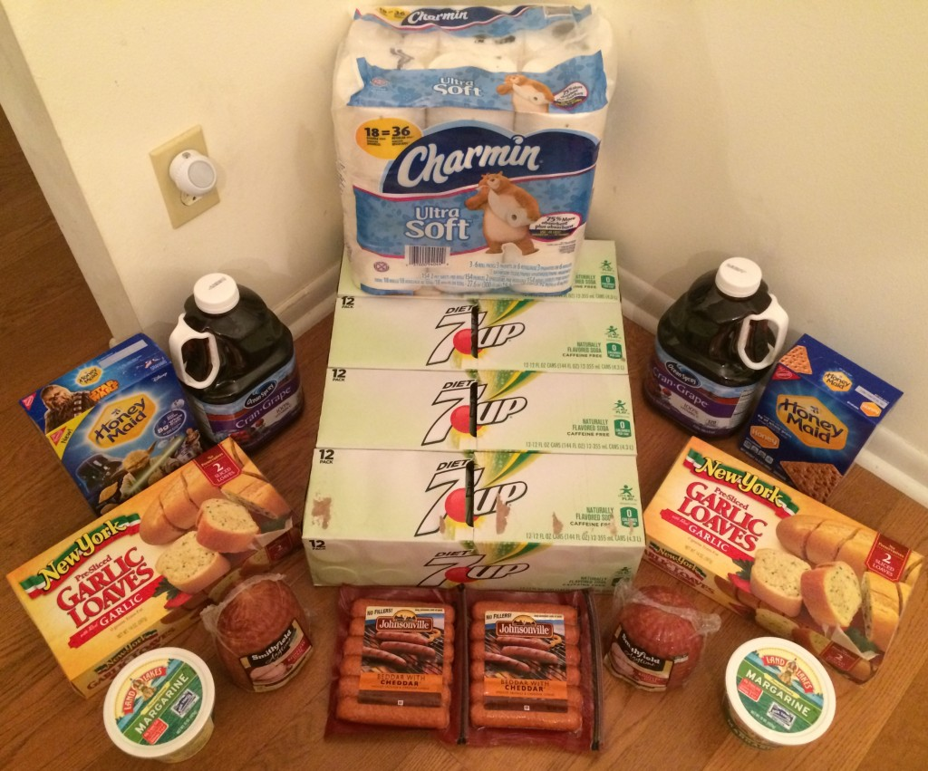 My 10/28 Publix Trip - $90.32 for $37.45 or 59% Off