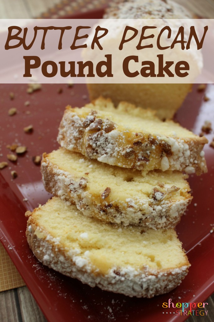 butter pecan pound cake scrumptious butter pecan pound cake recipe 2156