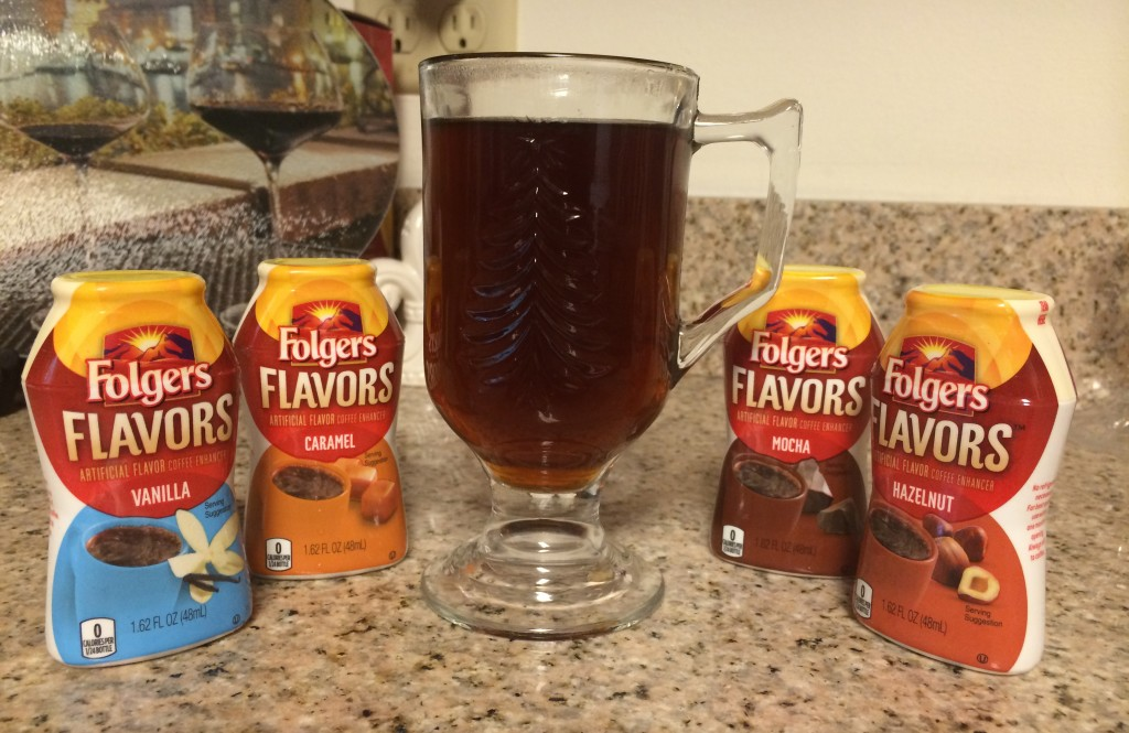 Remix Your Coffee and Wake Up to Flavor with Folgers Flavors