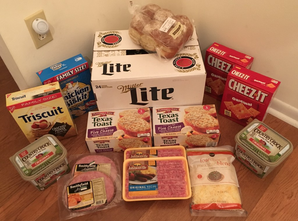 My 12/30 Publix Trip - $79.60 for $39.13 or 51% Off