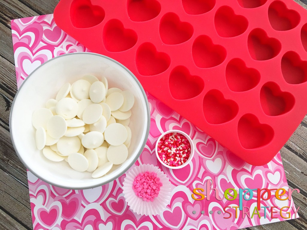 Make Your Own Chocolate Hearts for Valentine's Day