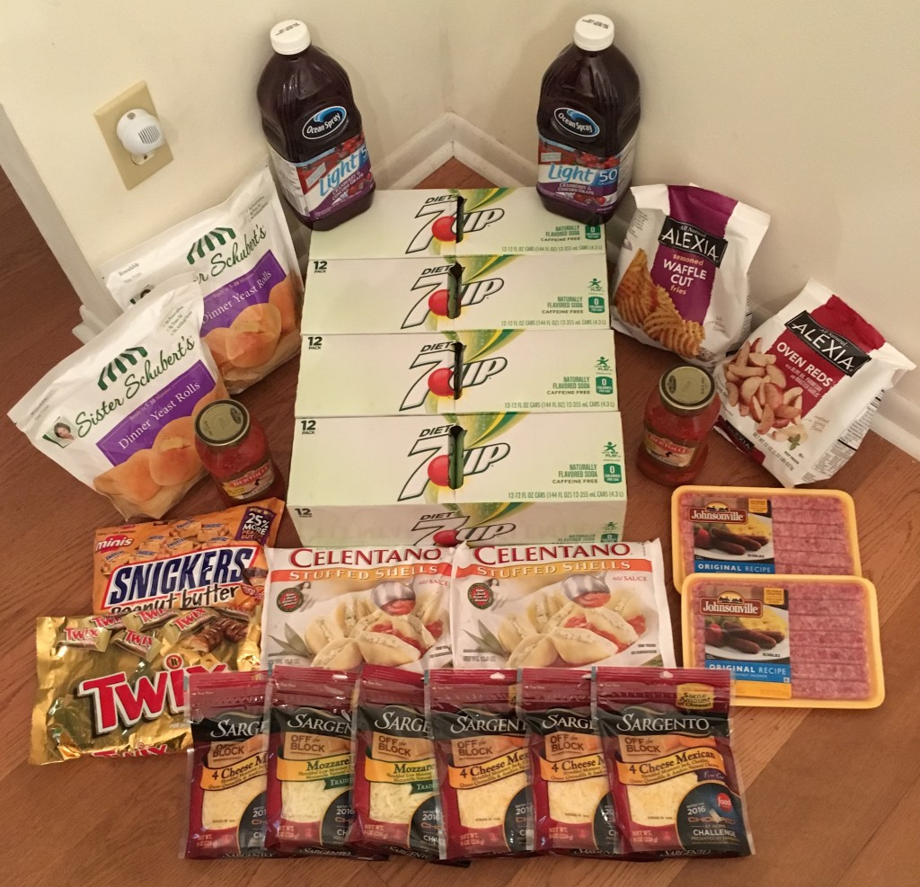 My 3/23 Publix Trip - $97.85 for $31.72 or 68% Off
