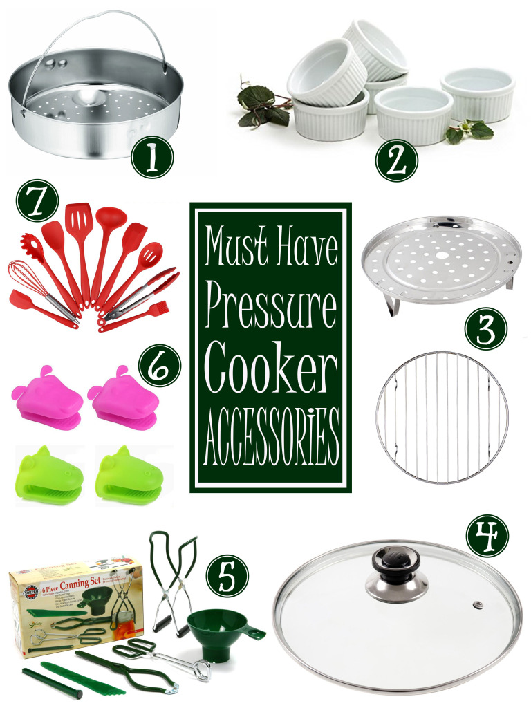 7 Must Have Accessories for Electric Pressure Cookers