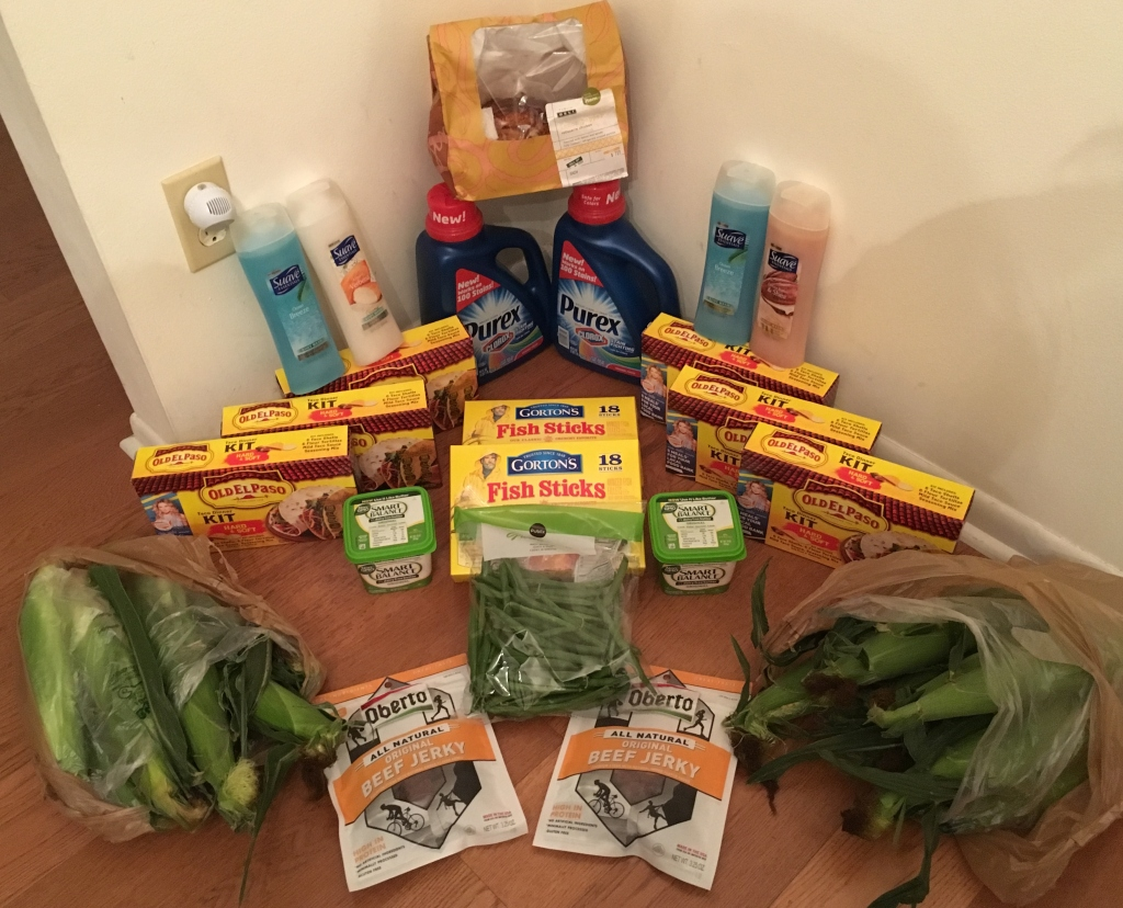 My 4/27 Publix Trip - $94.66 for $31.80 or 67% Off