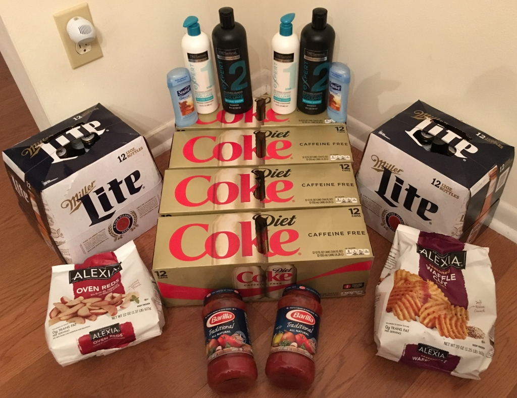 My 5/18 Publix Trip - $68.83 for $29.41 or 57% Off