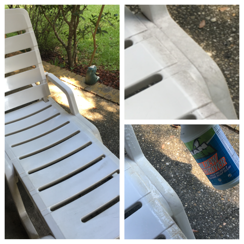 Tough Outdoor Cleaning with Mean Green