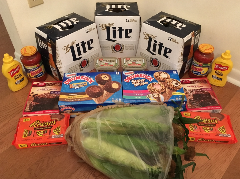 My 5/25 Publix Trip - $94.55 for $33.46 or 65% Off