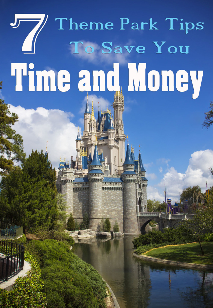 7 Theme Park Tips to Save You Time and Money