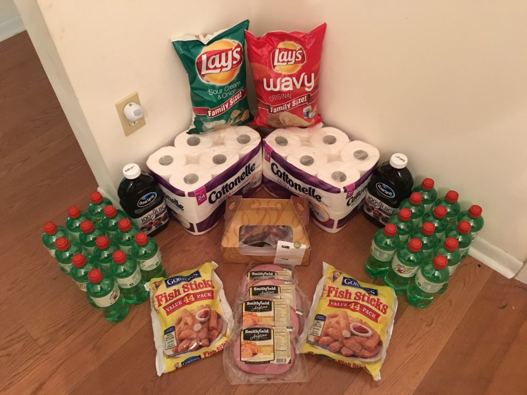 My 6/8 Publix Trip - $91.81 for $35.19 or 62% Off